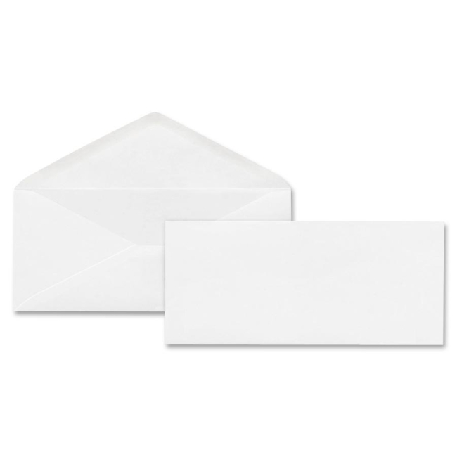 Quality Park Gummed Standard Business Envelope 90020 QUA90020