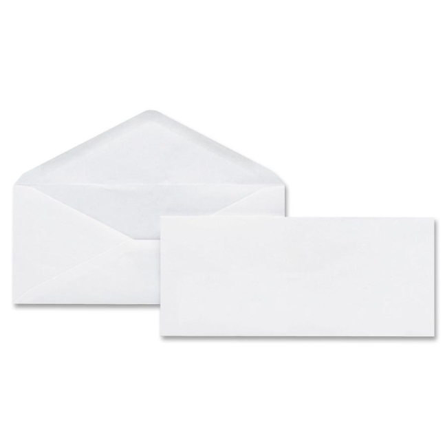 Quality Park Gummed Standard Business Envelope 90090 QUA90090