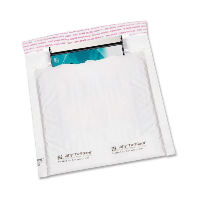 Sealed Air Jiffy TuffGard CD/DVD Mailer 24300 SEL24300 100272466