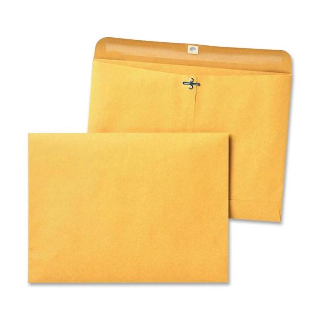 Quality Park Redi-File Clasp Envelope 38090 QUA38090