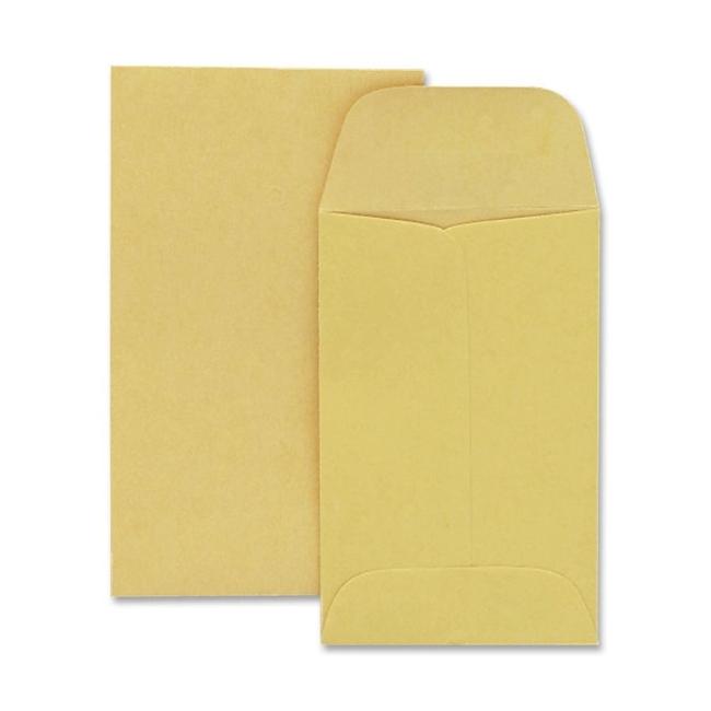 Quality Park Coin/Small Parts Envelope 50262 QUA50262