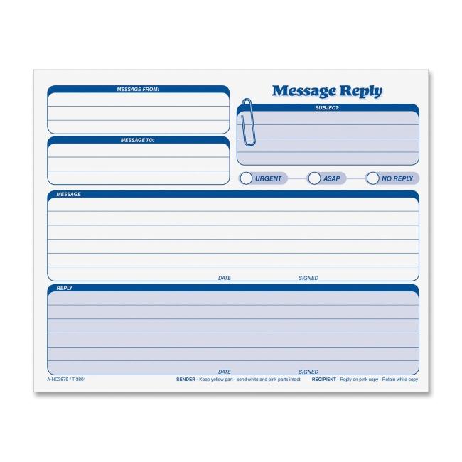 TOPS Rapid Letter Snap-Off Set 3801 TOP3801