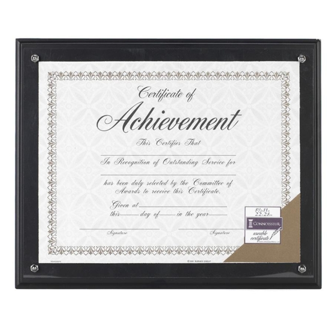 Burnes Home Accents Award Plaque N15908NT DAXN15908NT