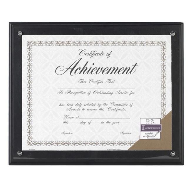 Burnes Home Accents Award Plaque N15908NT DAXN15908NT