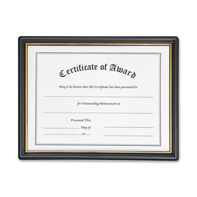 Nu-Dell Certificate Of Achievement Frame 19210 NUD19210
