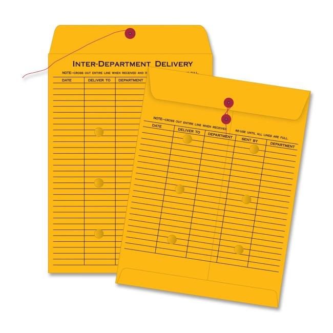 Quality Park Standard Style Inter-Department Envelope 63561 QUA63561