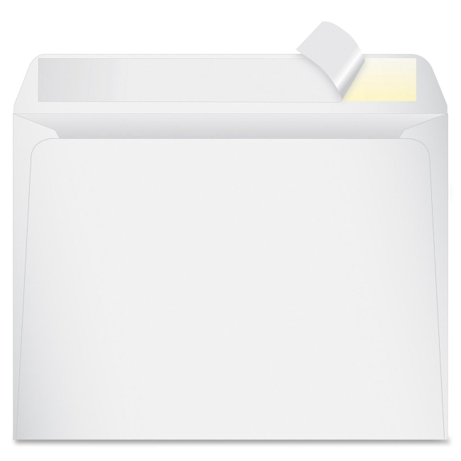 Quality Park Booklet Envelope With Redistrip 44580 QUA44580