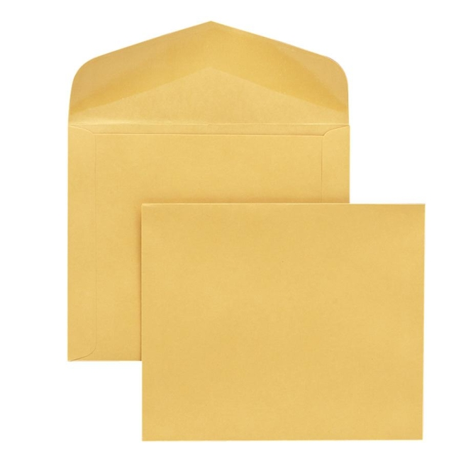 Quality Park Extra Heavy-Duty Document Envelope 54416 QUA54416