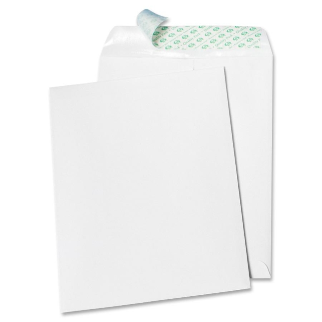 Quality Park Tech-No-Tear Paper Side Out Envelope 77397 QUA77397