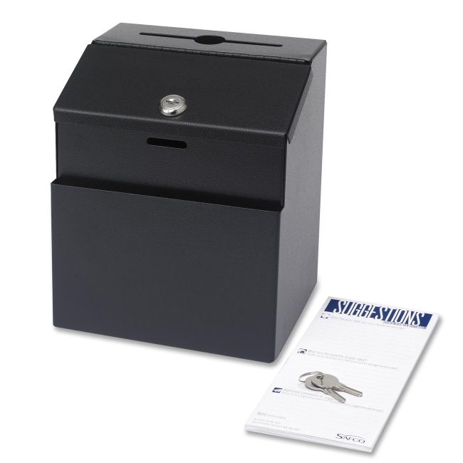 Safco Suggestion Box 4232BL SAF4232BL