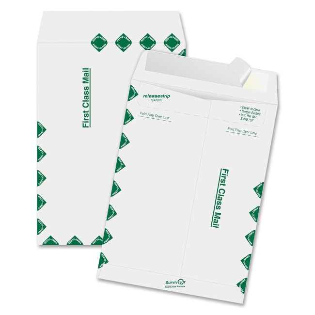 Quality Park Survivor First Class Envelopes R1530 QUAR1530