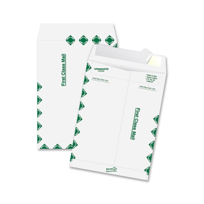 Quality Park Survivor First Class Envelopes R1590 QUAR1590