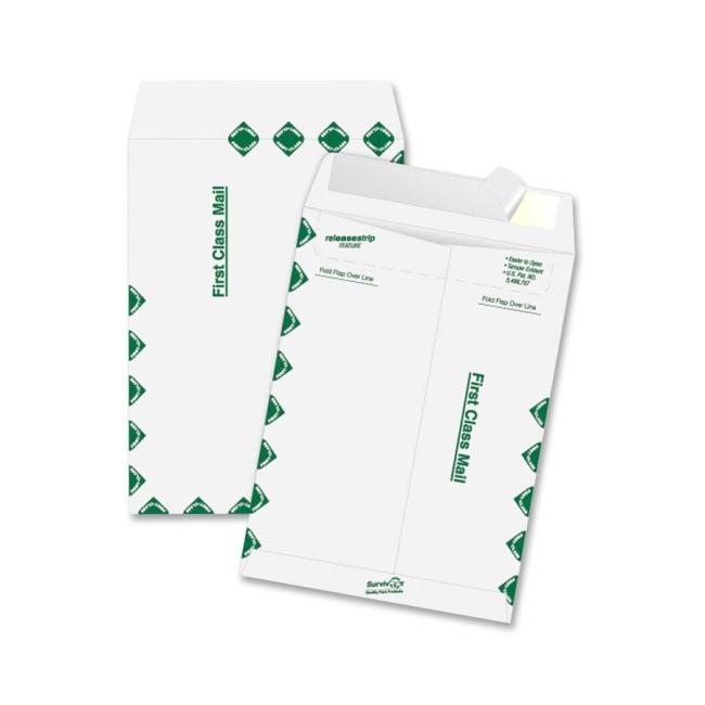 Quality Park Survivor First Class Envelopes R1590 QUAR1590