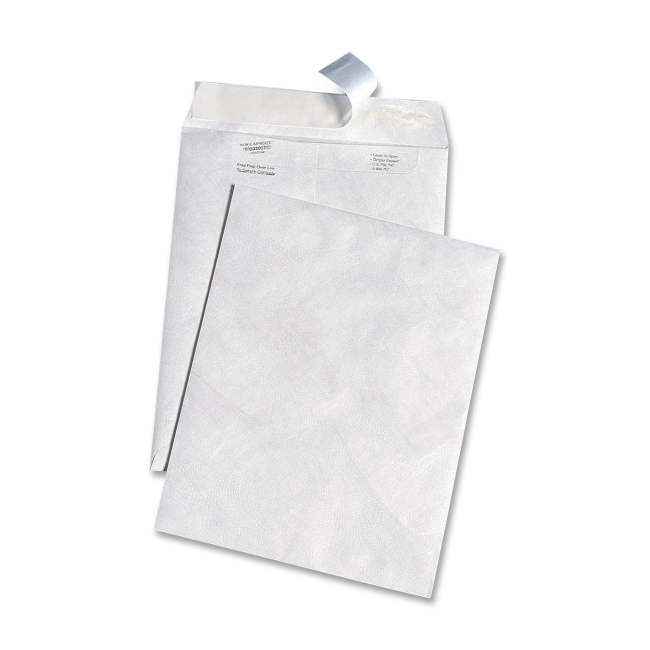 Quality Park Tyvek Leather-Like Envelope R3120 QUAR3120