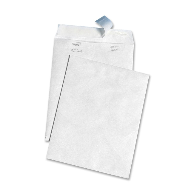 Quality Park Tyvek Leather-Like Envelope R3140 QUAR3140
