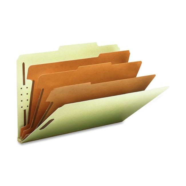 Smead SafeSHIELD Colored Classification Folder 19091 SMD19091
