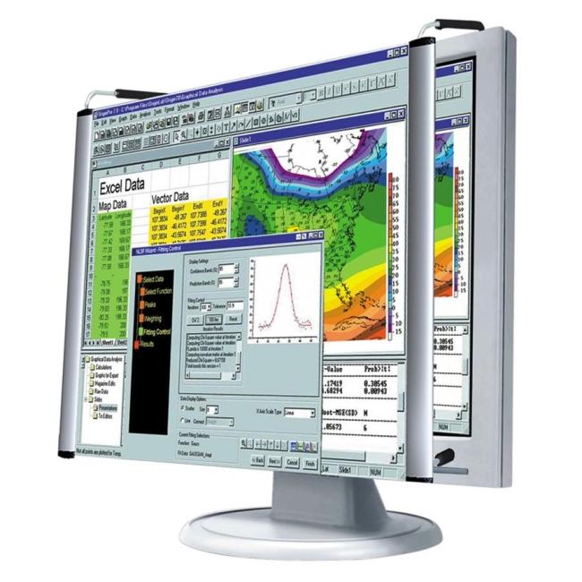 """Kantek 17"""" LCD Magnifier MAG17L KTKMAG17L"""