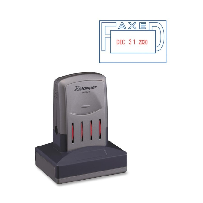 Xstamper VersaDater Pre-Inked Stamp 66213 XST66213