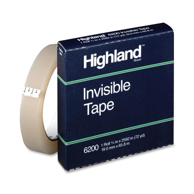 3M Invisible Tape 6200342592 MMM6200342592