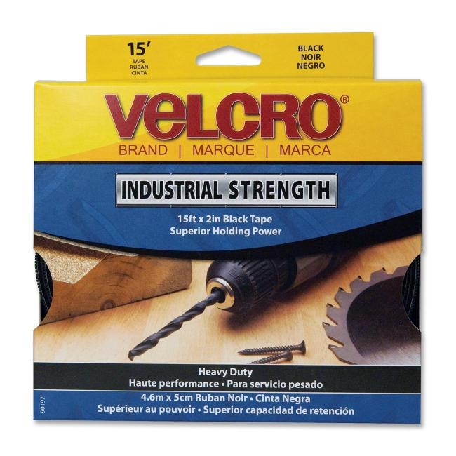 Velcro Industrial Strength Hook and Loop Tape 90197 VEK90197