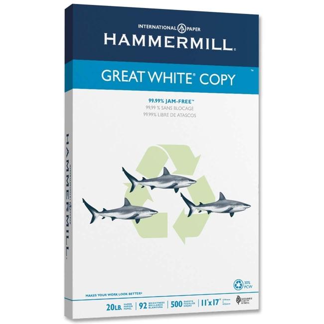 Hammermill Great White Copy Paper 86750 HAM86750