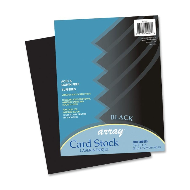 Classroom Keepers Array Classic Heavyweight Card Stock Paper 101187 PAC101187