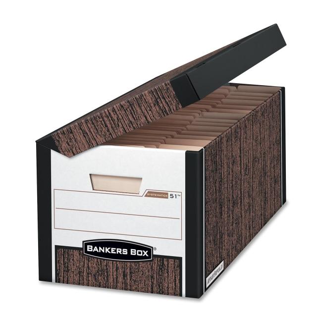 Fellowes Systematic Storage Box 00051 FEL00051