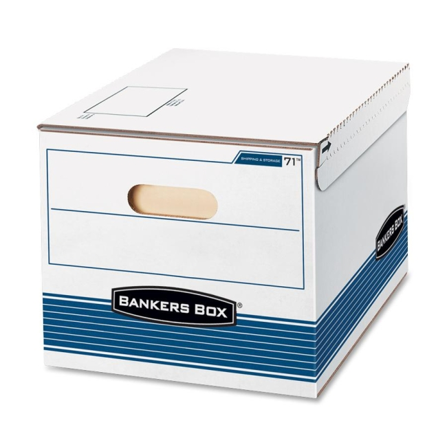Fellowes Letter/Legal Storage Box 0007101 FEL0007101