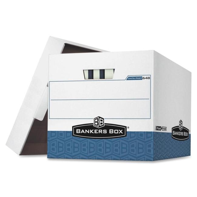 Fellowes Data-Pak Storage Box 00648 FEL00648