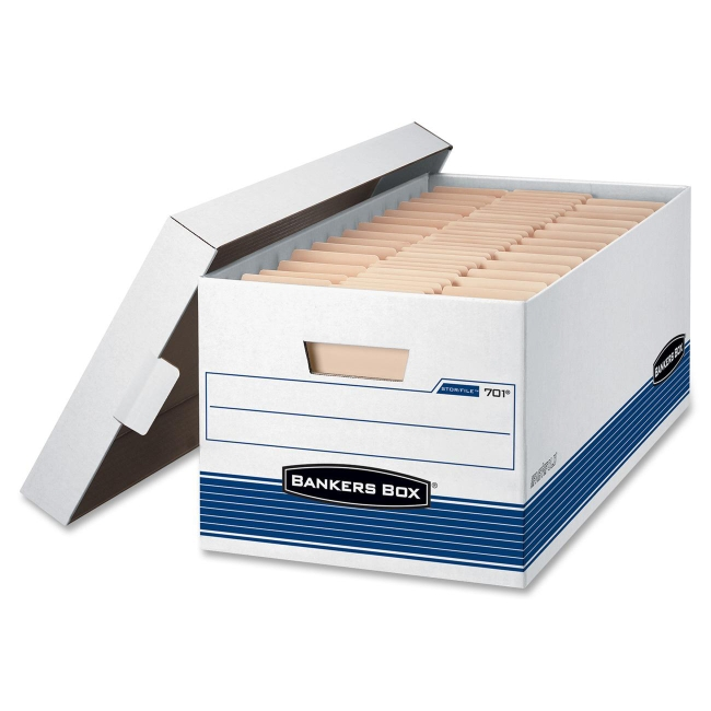 Fellowes File Storage Box 00701 FEL00701