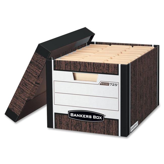 Fellowes R-Kive Storage Box 00725 FEL00725