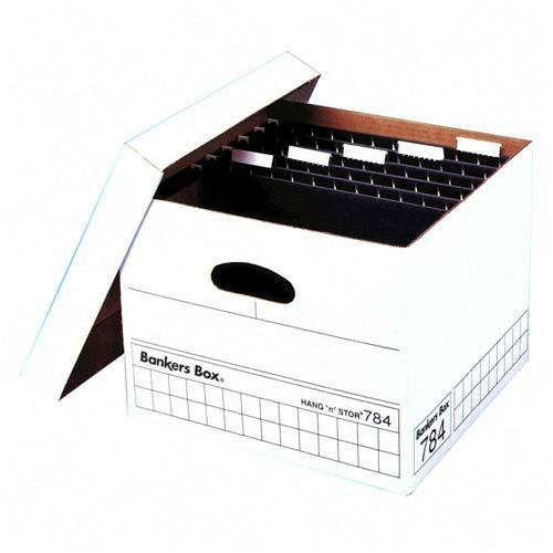 Fellowes Hang 'N' Stor Storage Box 00784 FEL00784