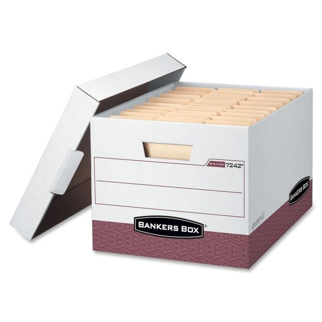 Fellowes R-Kive Storage Box 07242 FEL07242