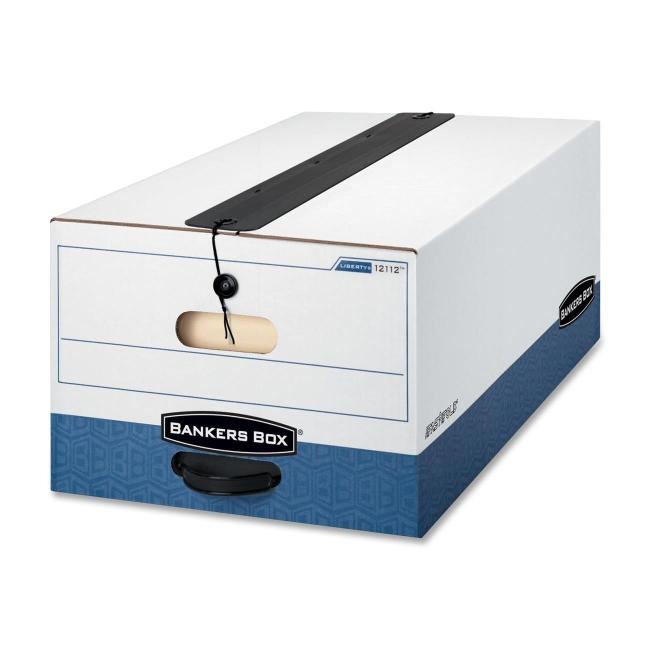 Fellowes Liberty Plus Storage Box 12112 FEL12112
