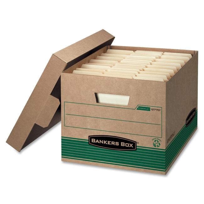 Fellowes Medium Duty Recycle Storage Box 12770 FEL12770