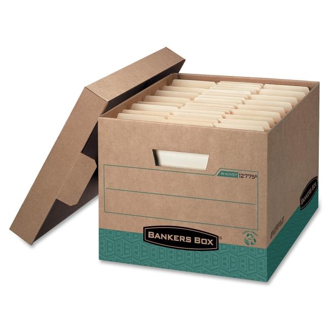 Fellowes R-Kive Storage Box 12775 FEL12775