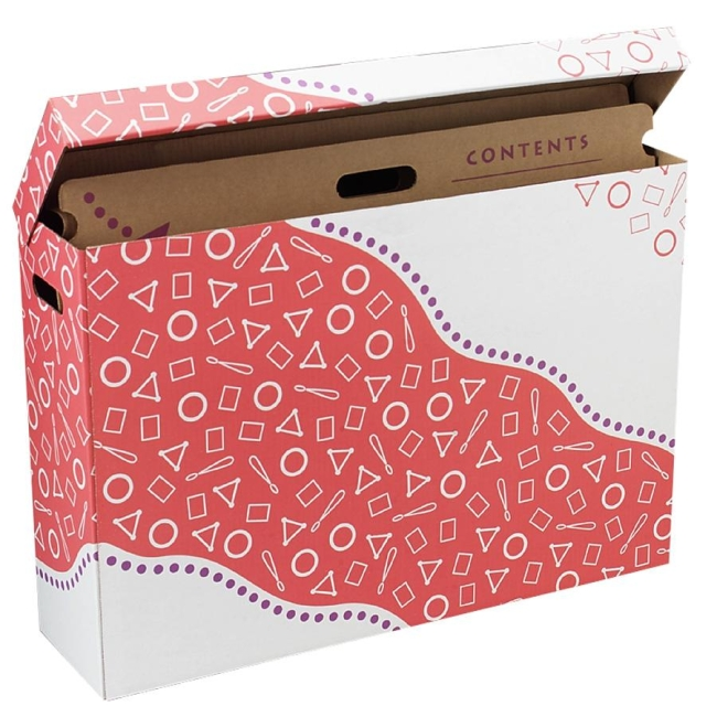 Trend Bulletin Board Storage Box T1020 TEPT1020