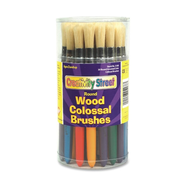 WonderFoam Wood Colossal Brush 5168 CKC5168