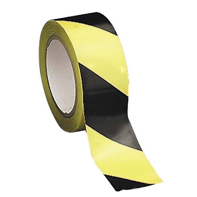 Tatco Hazard/Aisle Marking Tape 14711 TCO14711