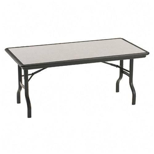 Iceberg Indestruc Table Rectangle Folding Table 65137 ICE65137