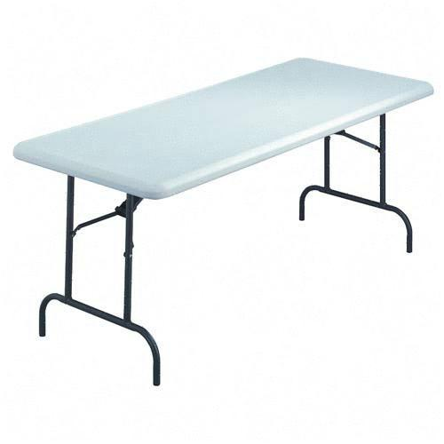 Iceberg Indestruc Table Too Econ Folding Table 65223 ICE65223