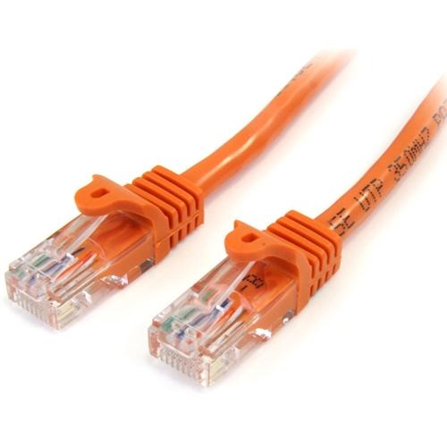 StarTech.com Cat. 5E UTP Patch Cable 45PATCH15OR