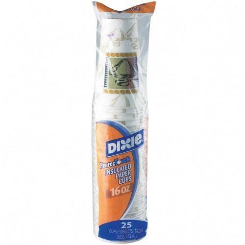 Dixie PerfecTouch Hot Cup 5356DXPK DXE5356DXPK