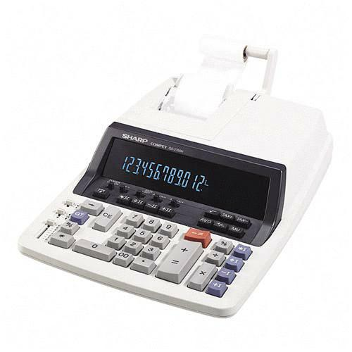 Sharp Commercial Printing Calculator QS2760H SHRQS2760H