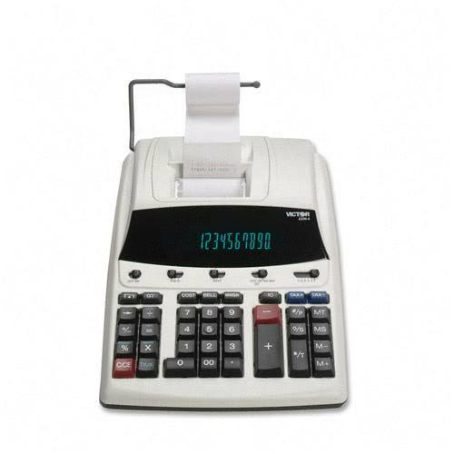 Victor Technology Commercial Printing Calculator 12304 VCT12304