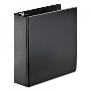 "Cardinal SuperStrength Locking Slant-D Ring Binder, 3 Rings, 3"" Capacity, 11 x 8.5, Black CRD11632 11632V3"