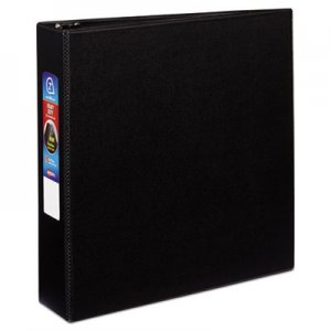"Avery Heavy-Duty Non-View Binder with DuraHinge and Locking One Touch EZD Rings, 3 Rings, 2"" Capacity, 11 x"