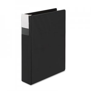 "Avery Legal Durable Non-View Binder with Round Rings, 4 Rings, 2"" Capacity, 14 x 8.5, Black AVE06120 06120"