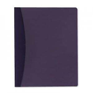 GBC Report Cover w/Hidden Swing Clip, Letter Size, Blue GBC21537 W21537