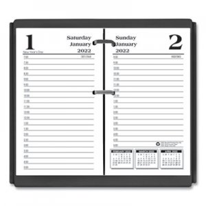 House of Doolittle Economy Daily Desk Calendar Refill, 3.5 x 6, 2021 HOD4717 4717